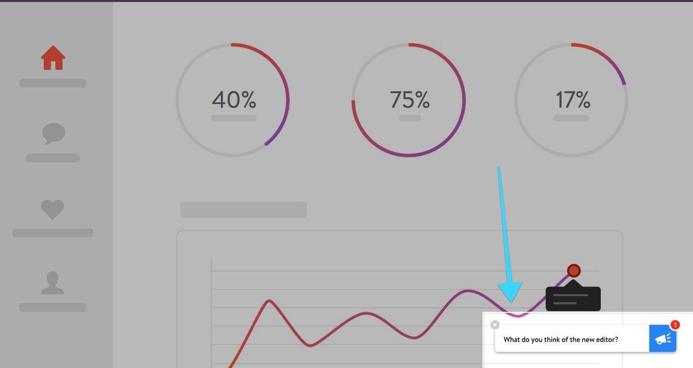 Drift In-App Message