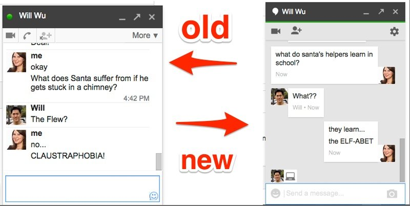 old gchat