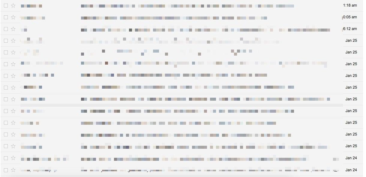 gmail inbox product announcement